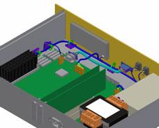 3D Σχεδίαση καλωδιώσεων