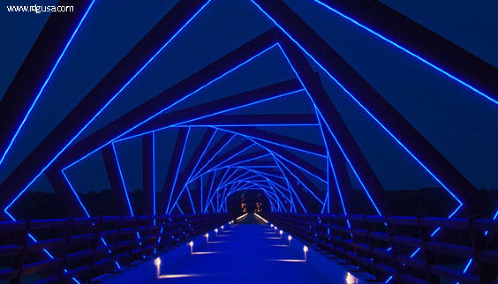 Bridge lighting