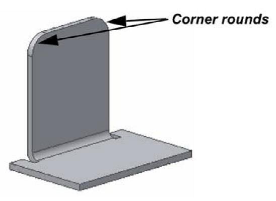 Corner Rounds & Chamfers