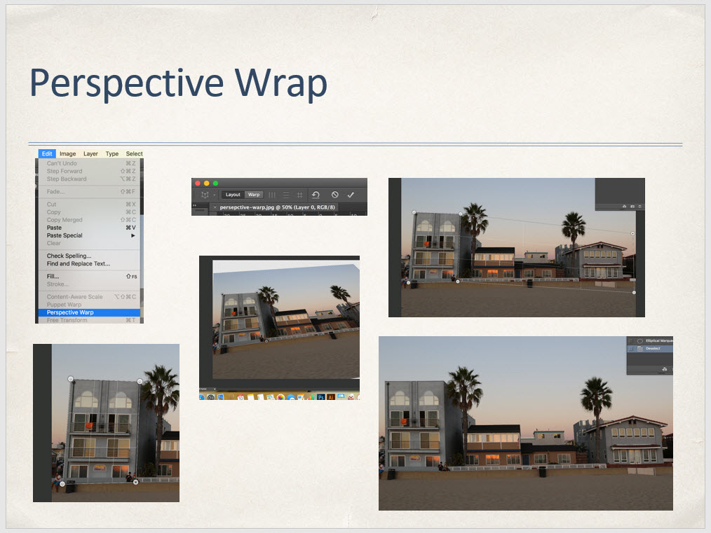 Perspective Wrap
