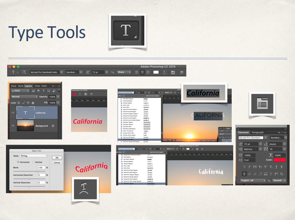 Type Tools