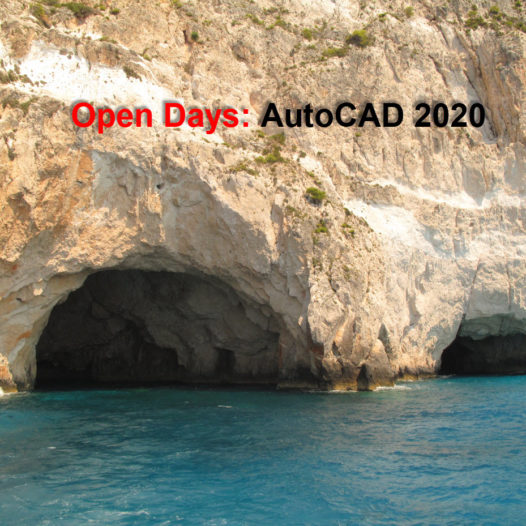Open Days: AutoCAD 2020