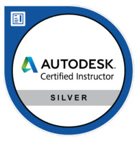Autodesk Certified Instructor  Silver